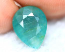 Grandidierite 2.15Ct Natural World Rare Gemstone D2524