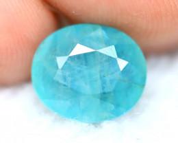 Grandidierite 2.32Ct Natural World Rare Gemstone D2525