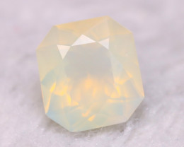 Fire Opal 2.25Ct Natural Faceted Mexican Yellow Fire Opal D2532