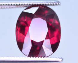 Top Color 6.25 Ct Natural Mahenge Garnet From Tanzania. JHM