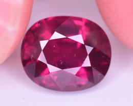 Top Color 3.05 Ct Natural Mahenge Garnet From Tanzania. JHM
