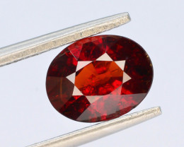 2.35 ct Natural Gorgeous Color Spessartite Garnet ~ BR