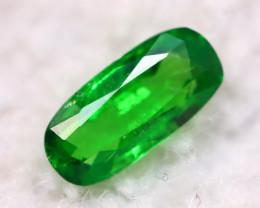 Tsavorite 1.30Ct Natural Intense Vivid Green Color Tsavorite Garnet DN38