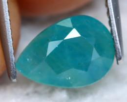 Grandidierite 1.53Ct Natural World Rare Gemstone A2523