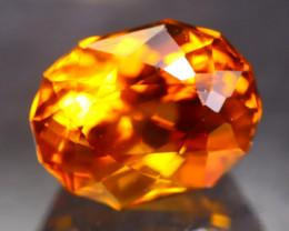 Madeira Citrine 2.53Ct Natural Vivid Golden Orange Color Citrine A2527