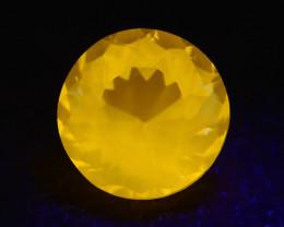 1.48 ct  Rarest Fluorescent Scapolite Badakhshan Afghanistan  SKU.1