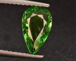 Top quality Tsavorite Garnet 1.20 carats