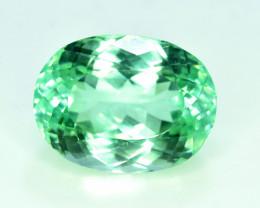 NR 23.05 cts Green Spodumene Gemstone