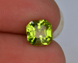 AAA Color & Cut 1.60 ct Himalayan Peridot ~ Pakistan