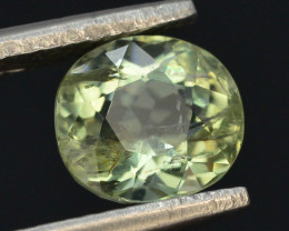 1.30 ct Natural Green Color Tourmaline