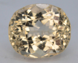 Top Quality 10.55 ct Champagne Color Topaz Skardu Pakistan