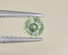 Natural Demantoid Garnet 0.29 Cts, Full Sparkle Faceted Gemstone