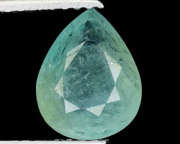 1.31 Ct World Rarest Grandidierite Top Quality Gemstone. GD 80