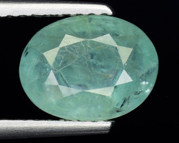 1.61 Ct World Rarest Grandidierite Top Quality Gemstone. GD 89