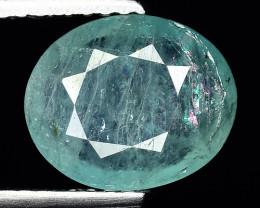 1.53 Ct World Rarest Grandidierite Top Quality Gemstone. GD 94
