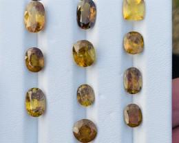 20 Carats Sphene Gemstones parcel