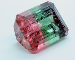 WATERMELON TOURMALINE BI-COLOR HUGE STONE