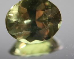 Umba Green Sapphire 2.00ct Natural Untreated