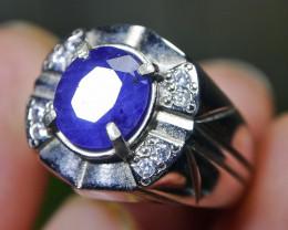43.25 CT BLUE SAPPHIRE NATURAL GEMSTONE JEWELRY