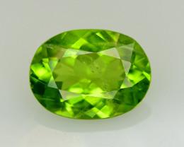 Top Color 5.95 Ct Natural Himalayan Peridot   A