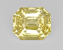 Yellow Sapphire, 12.85ct