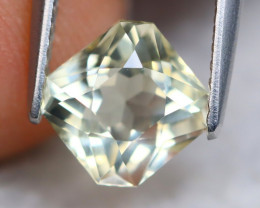 Labradorite 1.49Ct Natural Yellow Color Labradorite (Feldspar) B2617