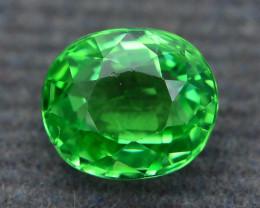 AAA Grade 1.19 ct Forest Green Tsavorite Garnet SKu-7