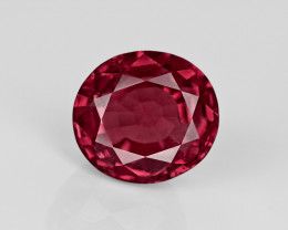 Ruby, 4.12ct - Mined in India