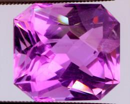 Rose de France! Fancy Cut! 13.17 CT Pink Purple Amethyst | FREE SHIP!