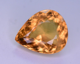 4 Ct Natural Heliodor ~ AAA Grade ~ Yellow Color