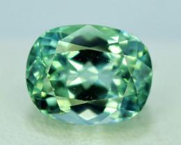 9.90 Grams Amazing Lush Green Hiddenite Kunzite Gemstone
