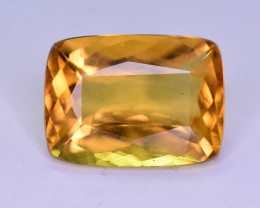 3.75 Ct Natural Heliodor ~ AAA Grade ~ Yellow Color