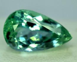 10.25 Grams Amazing Lush Green Hiddenite Kunzite Gemstone