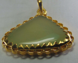 gold plated ~ pendent ~ 999 silver designs 64.40cts
