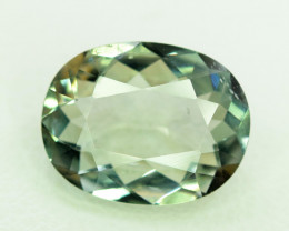 NR - 3.05 Carats Natural Untreated Greenish Blue Aquamarine Gemstone