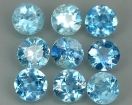 1.90 CTS AQUA MARINE BLUE NATURAL ROUND PARCEL