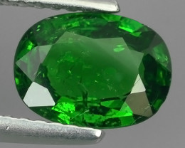 1. 20 CTS EXCELLENT NATURAL EARTH MINED RARE HUGE TOP GREEN TSAVORITE GARNE