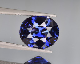 Natural  Sapphire 5.08 Cts , Cornflower Blue from  Madagascar