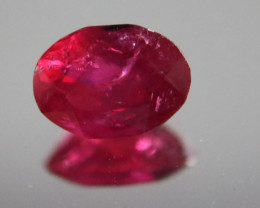 Longido Ruby 1.10ct Natural Untreated High Cr Content Very Red