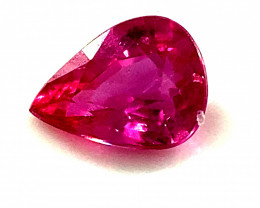 Mozambique Ruby .44ct Natural Untreated