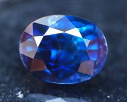Sapphire 2.01Ct Natural Royal Blue Sapphire D2716