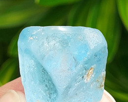 74.25 Cts Blue  Topaz  Crystal Rough