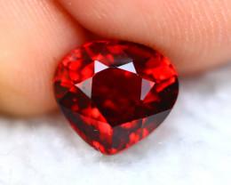 Rhodolite 2.13Ct Natural Red Rhodolite Garnet D2726