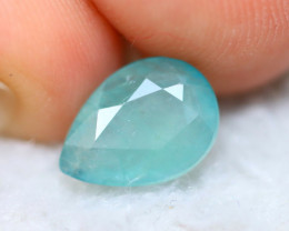Grandidierite 1.24Ct Natural World Rare Gemstone D2733