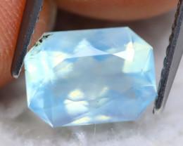 Paraiba Opal 1.88Ct Natural Top Seaform Paraiba Blue Opal A2704