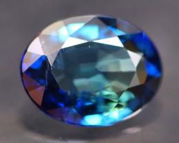 Blue Sapphire 2.16Ct VS Natural Vivid Royal Blue Sapphire A2710