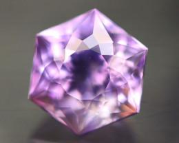 Rose De France Amethyst 5.58Ct Natural Pinkish Lavender Amethyst A2716