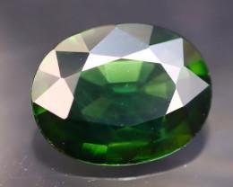 Green Sapphire 2.39Ct Natural Vivid Green Sapphire  A2719