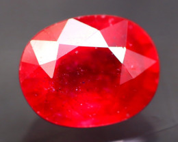 Ruby 3.61Ct Madagascar Pigeon Blood Red Ruby A2725