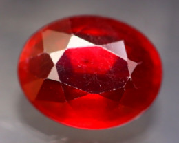 Ruby 3.51Ct Madagascar Pigeon Blood Red Ruby A2726